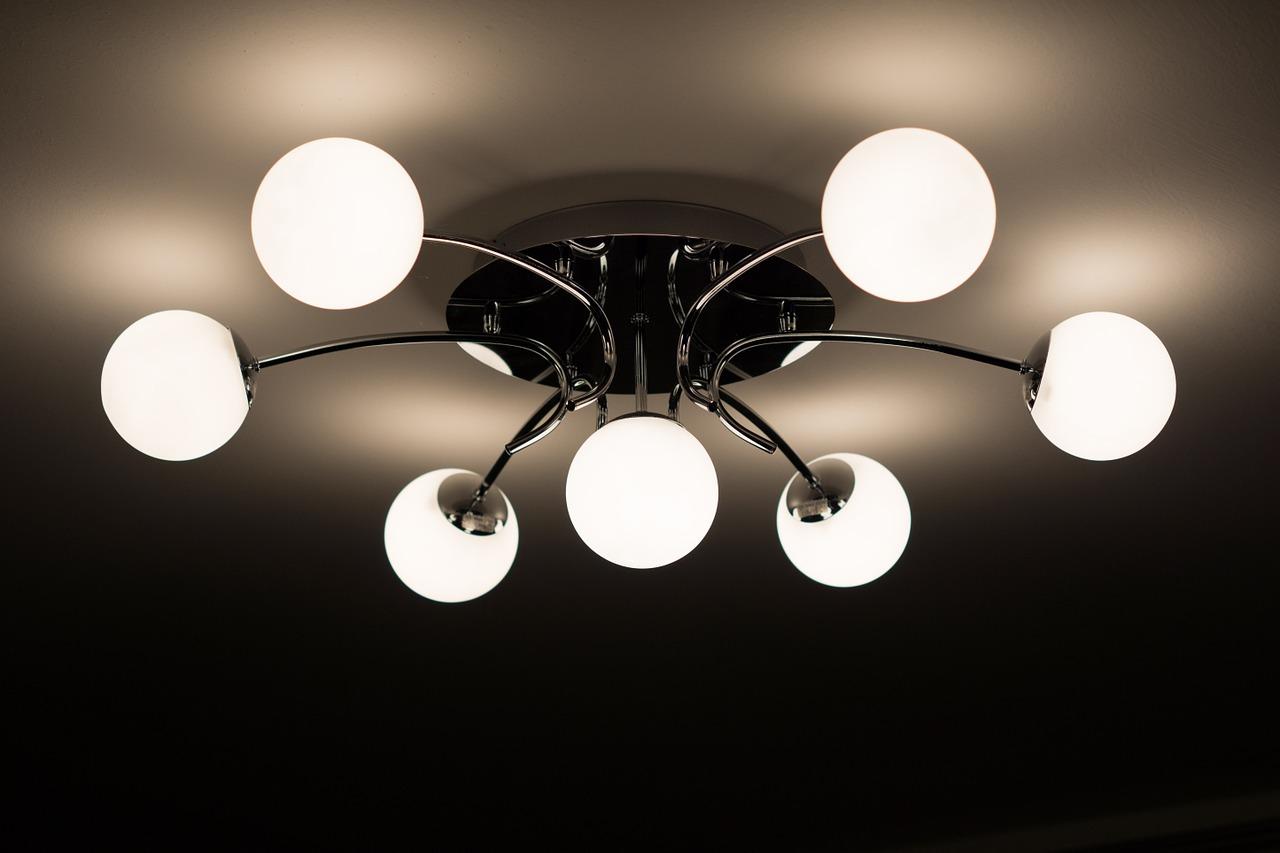 Lampy nie muszą być nudne