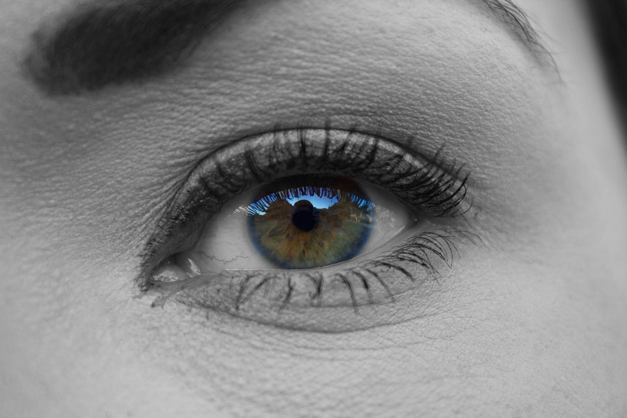 Atrakcyjne oczy wizytówką kobiety