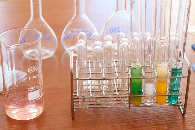 Pomoce naukowe chemia w szkole