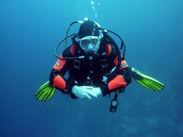 Uprząż i butla – bezpieczeństwo w podwodnym świecie