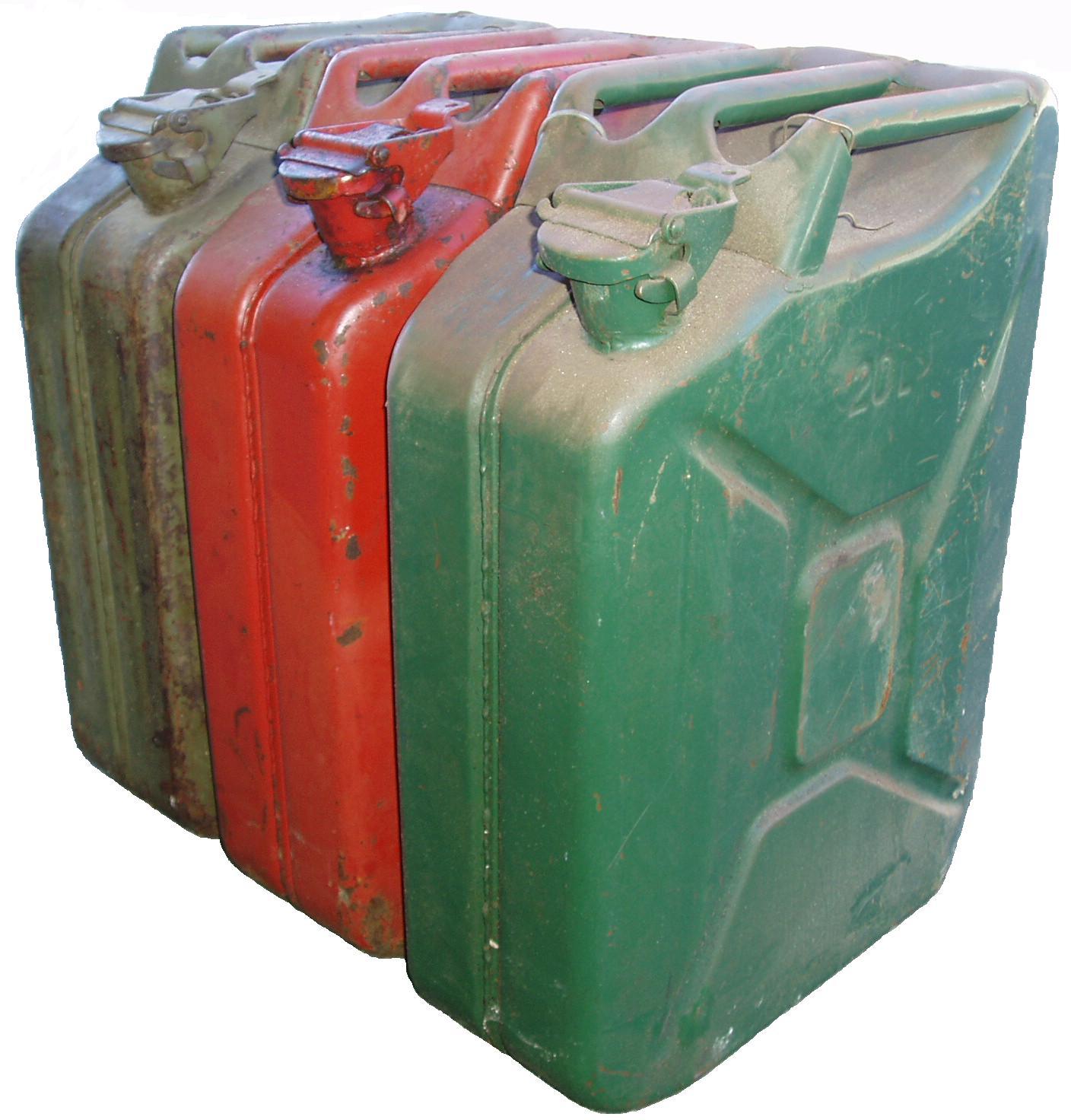 Zaopatrz się w funkcjonalny zbiornik na paliwo