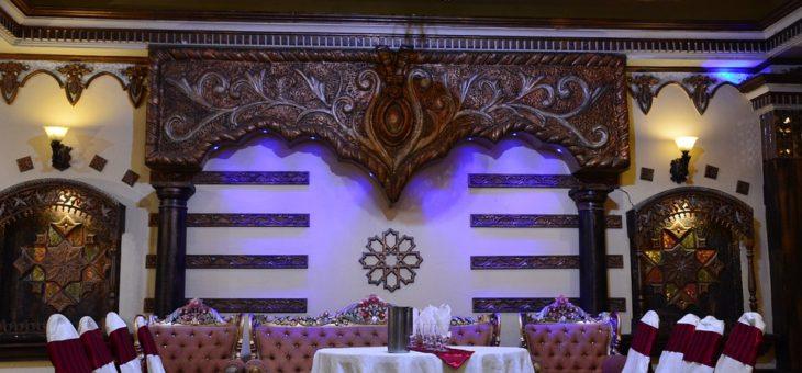 Sala weselna z noclegiem na targach ślubnych