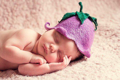 Stylowa sesja noworodka na śląsku