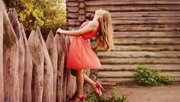 Idealny krój sukienki