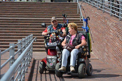 Elektryczny skuter jest przyjazny środowisku