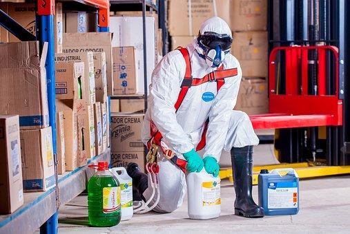 Zapewnienie bezpieczeństwa załodze zakładu