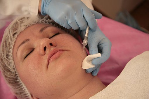 Botox sposobem na zmarszczki