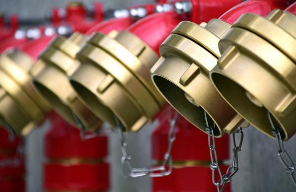 modernizacja instalacji przeciwpożarowych