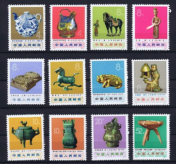 klaser do znaczków pocztowych