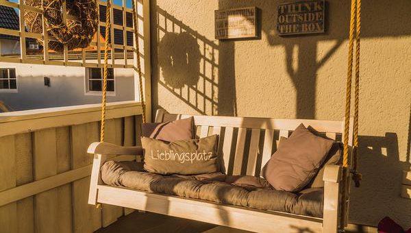 Fotel, który ukołysze do snu