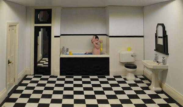 Wyremontowałem łazienkę i położyłem nowe płytki