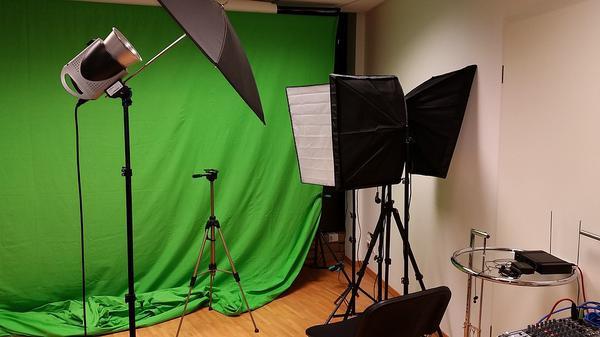 Remont studio foto przeznaczonego do wynajęcia