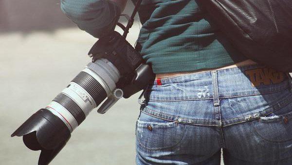 Godny polecenia fotograf