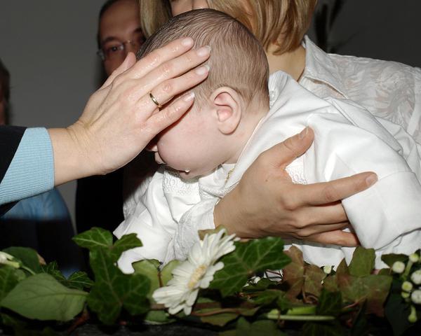 oryginalne ubranko do chrztu dla chłopca