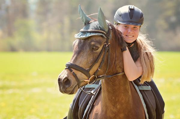 stylowe bryczesy do jazdy konnej
