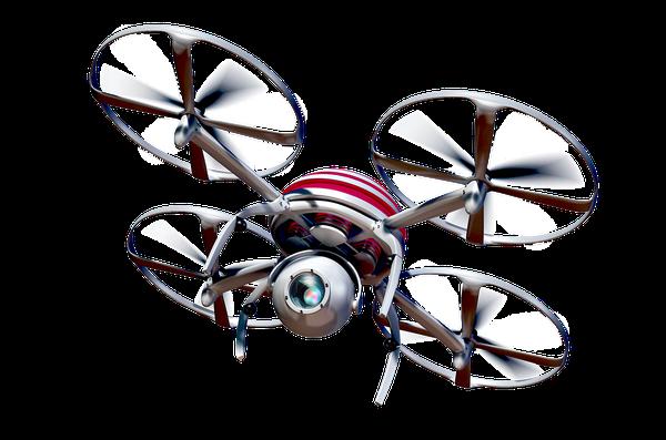 kurs na drony
